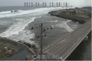 監視カメラ映像例