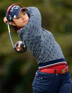プロゴルファー 女子
